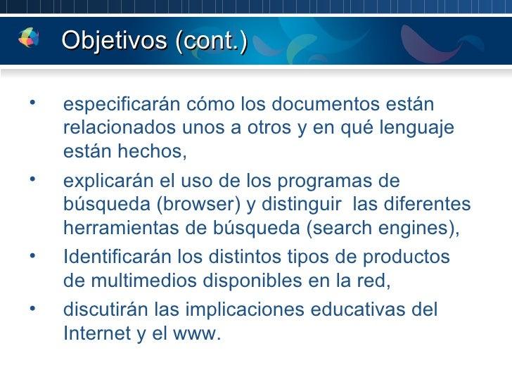 Internet Y El Www Slide 3