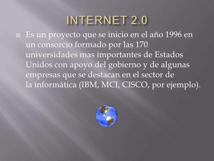 Internet2 Slide 2