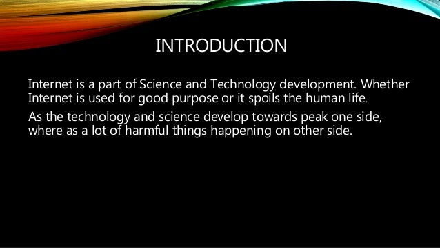 ppt on science boon or curse There has always been a debate on whether gadgets are a boon or a bane to the  society while one set of people consider them a boon, there.