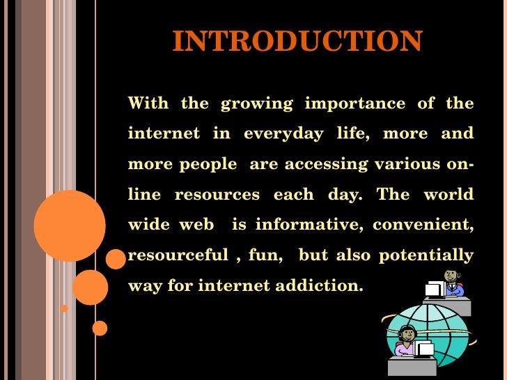 internet addiction treatment