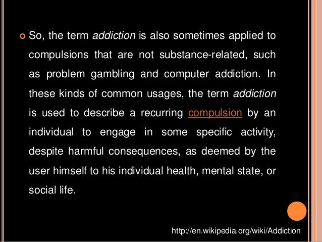 gambling addiction in todays society essay