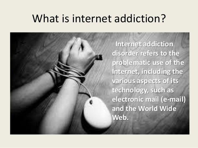 Cyber dating addiction