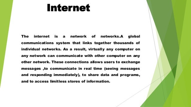 essays on the internet and its uses Advantages and disadvantages of internet,pros and cons of internet , pros and cons of using internet,disadvantages of internet,advantages of using internet.