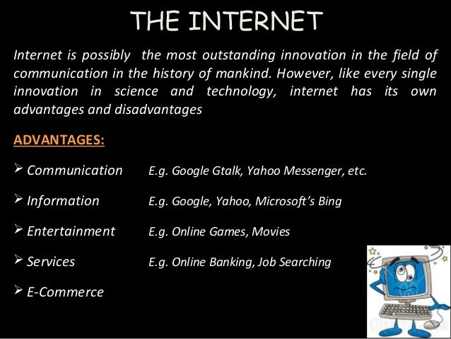 Internet And Media Analysis Final Ppt