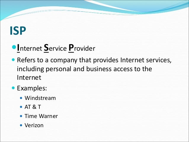 Application service provider asp.