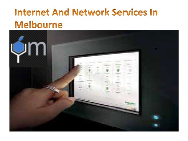 Internet and network services in melbourne Slide 2
