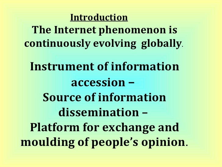 What is internet culture?