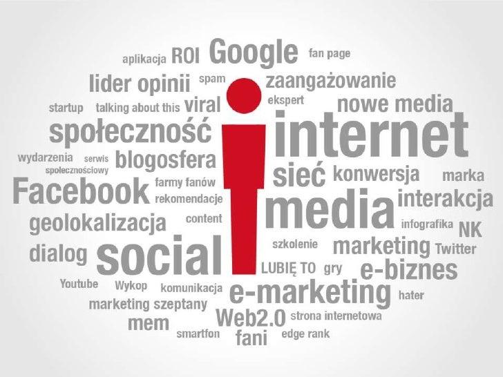 Czy media społecznościowe toodpowiednie narzędzie dla firmdziałających na rynku B2B?Internet ASAP, 01.06.2012 Kraków
