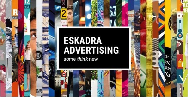 ESKADRA some think new ADVERTISING 1