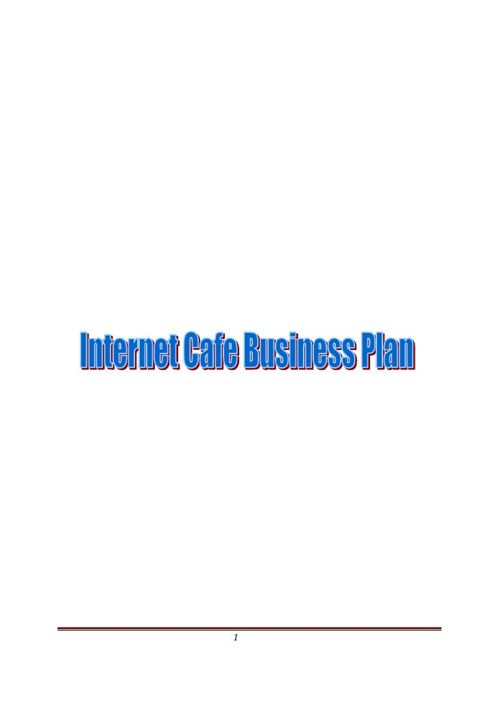 Java net cafe business planning