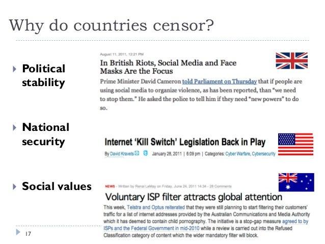 internet censorship and monitoring Tipologia del documento: tesi di dottorato lingua: english titolo: monitoring  internet censorship: the case of ubica autori:.