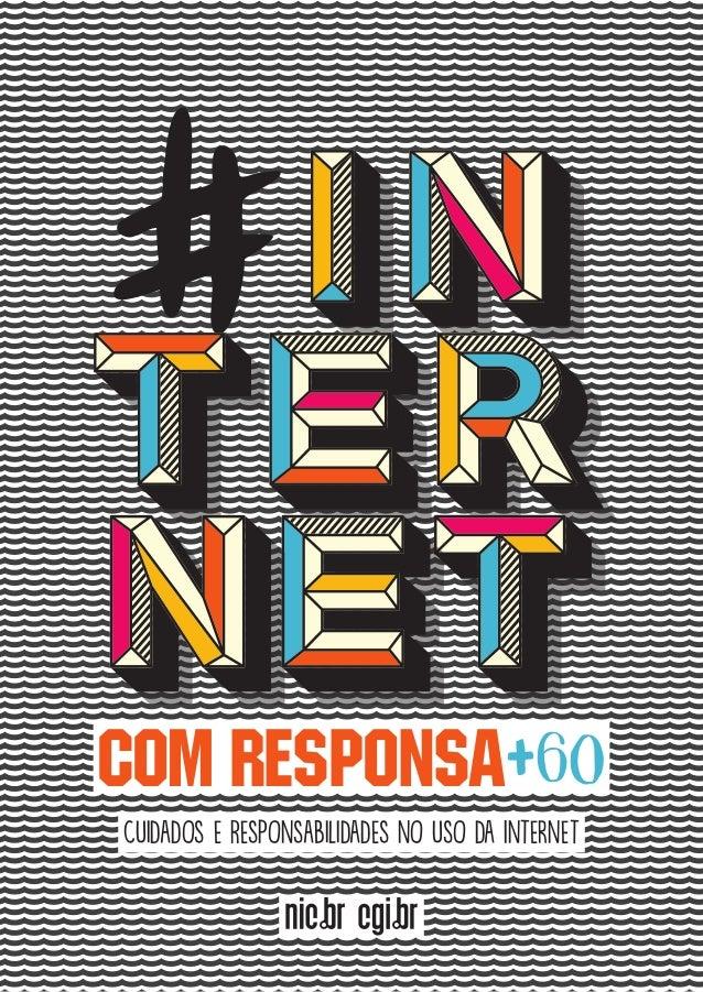 +60com responsacom responsa+60 Cuidados e Responsabilidades no uso da Internet #