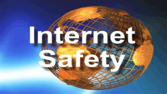 Internet do's and don'ts. Kids safety on the Internet