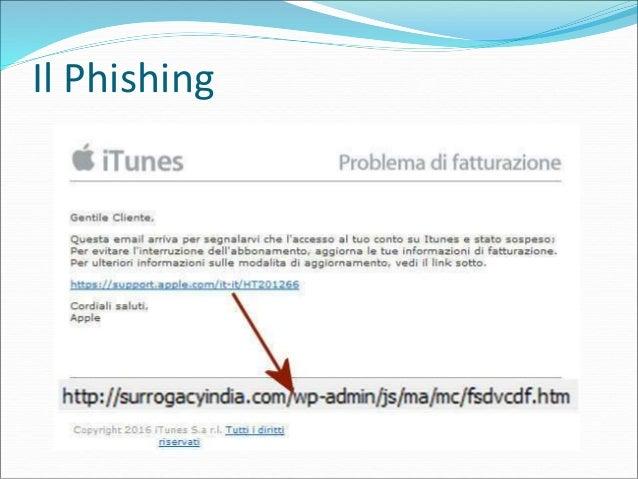 Il Phishing