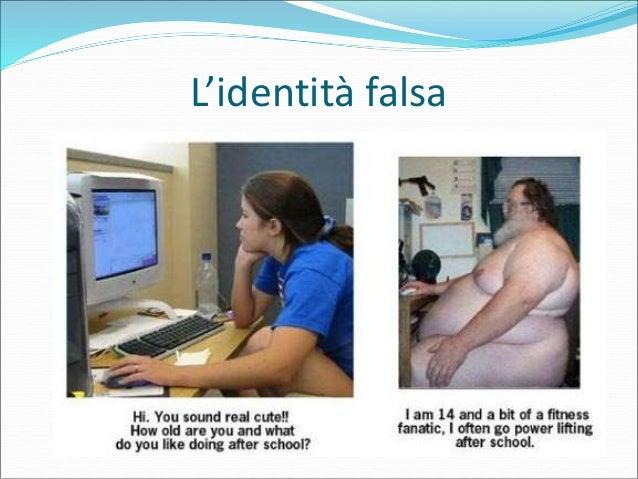 L'identità falsa
