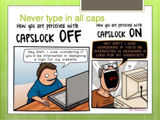 Rules of internet etiquette