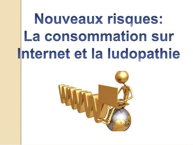 La ludopathie  Sensation de pouvoir  Augmentation de l´adrenaline  Le pari en ligne: Problème grave sur… les jeunes  N...
