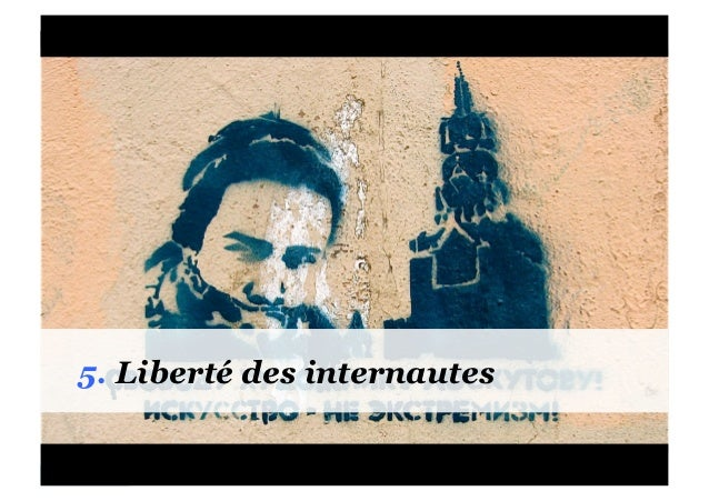 5. Liberté des internautes                             All right reserved Buzzfactory. 2012