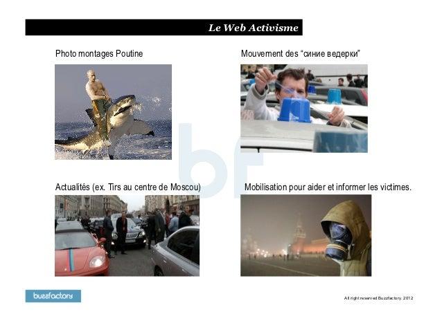 """Le Web ActivismePhoto montages Poutine                           Mouvement des """"синие ведерки""""Actualités (ex. Tirs au cent..."""