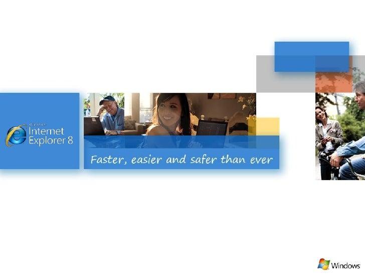 Internet Explorer® 8     Eduardo Castro     Grupo Asesor en Informatica     ecastro@grupoasesor.net 2