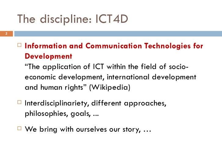 Internet for Development Slide 2