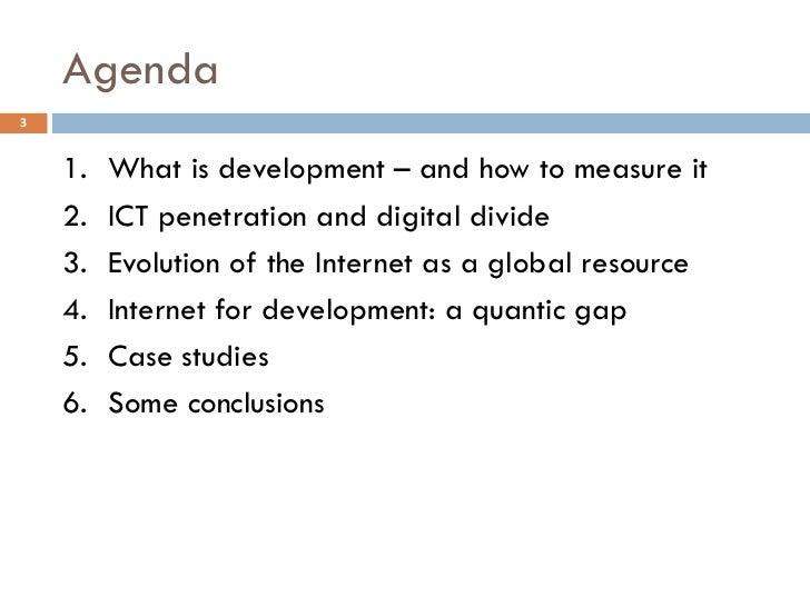 Internet for Development Slide 3