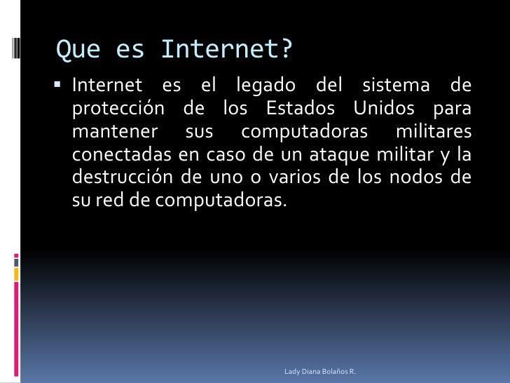 Internetlady Slide 2