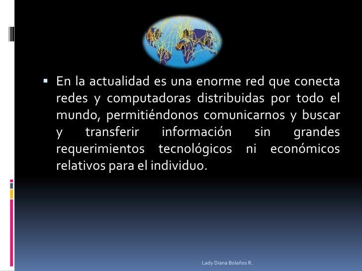 Internetlady Slide 3