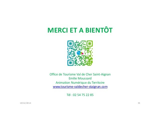 Internet la messagerie office de tourisme val de cher saint aignan - Office de tourisme saint aignan ...