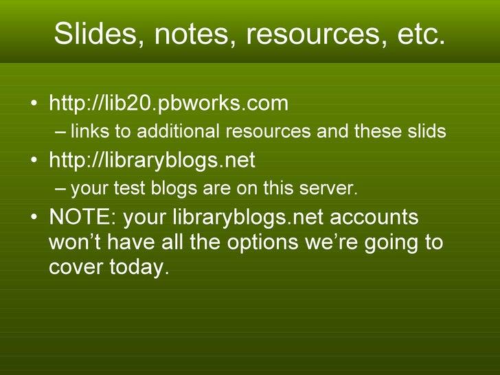 Internet Librarian Slides Slide 3