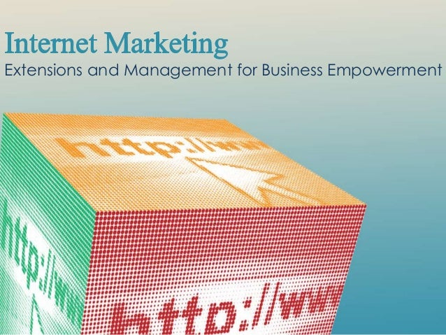 Extensions and Management for Business Empowerment