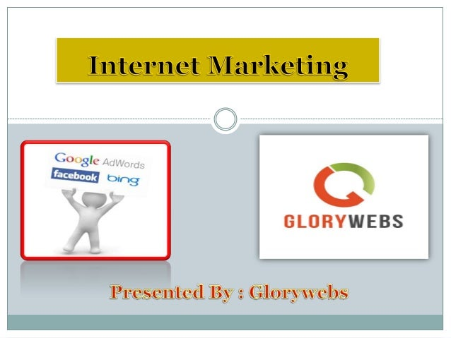  Internet Marketing is one type of online Marketing .It means doing marketing with help by Internet.  It includes email ...