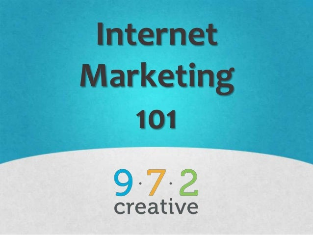 InternetMarketing101