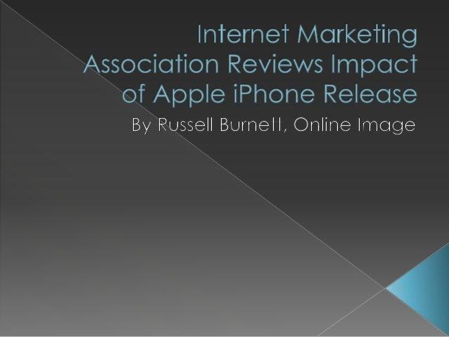 Impact of internet marketing