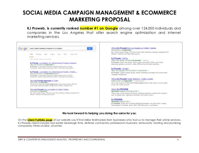Branded Facebook Advertising Proposal For Organo Gold