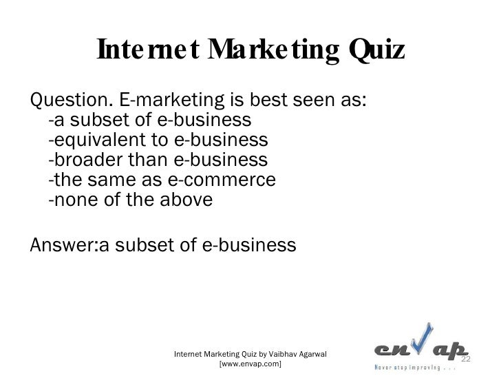 marketing quiz Business english marketing vocabulary quiz #1 - great quiz for efl business english students and for efl teacher as well professional level business english.