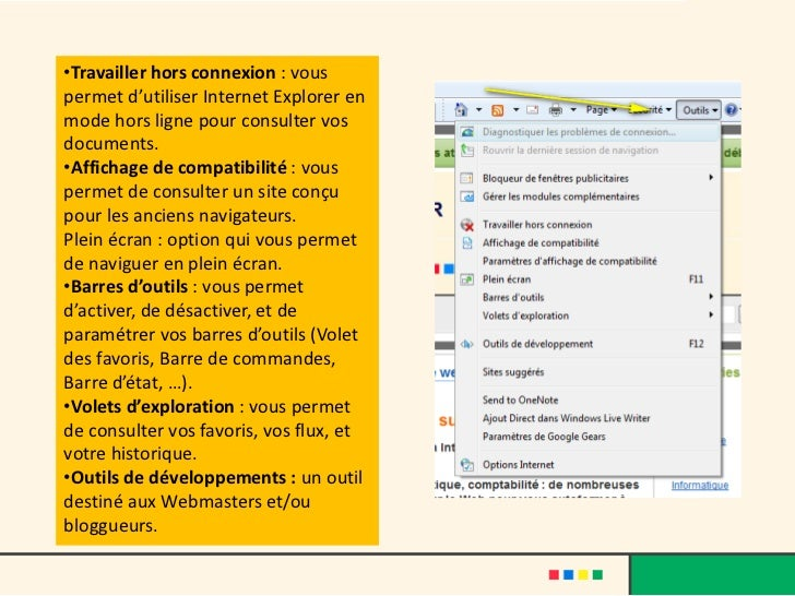Internet initiation module 01 2011 for Bloqueur de fenetre publicitaire