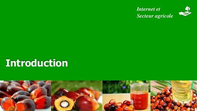 [#BEST14] Internet & monde agricole Slide 3