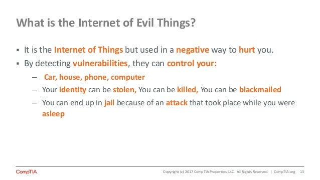 the internet of evil things The first time i saw that cover picture dr evil meme, i never thought that it might be possible for the numbers to reach those nonsensical values, but if internet.