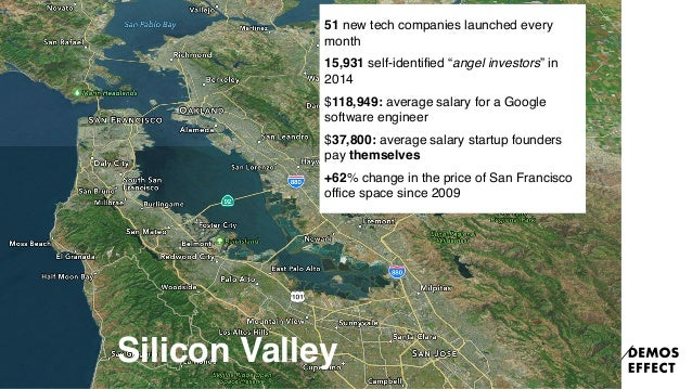 Silicon ValleyWhat do these companies have in common?