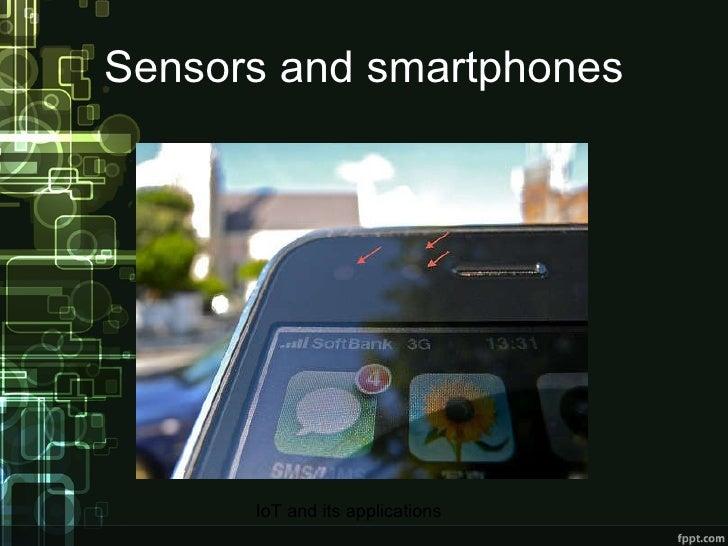 Sensors and smartphones