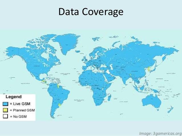 Data Coverage Image: 3gamericas.org