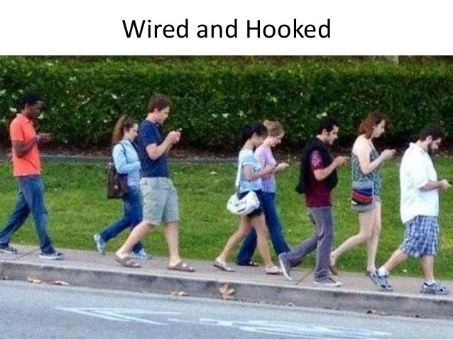 Wired and Hooked