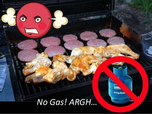 No Gas! ARGH…