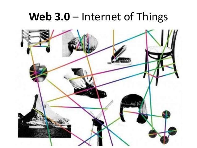 Web 3.0 – Internet of Things