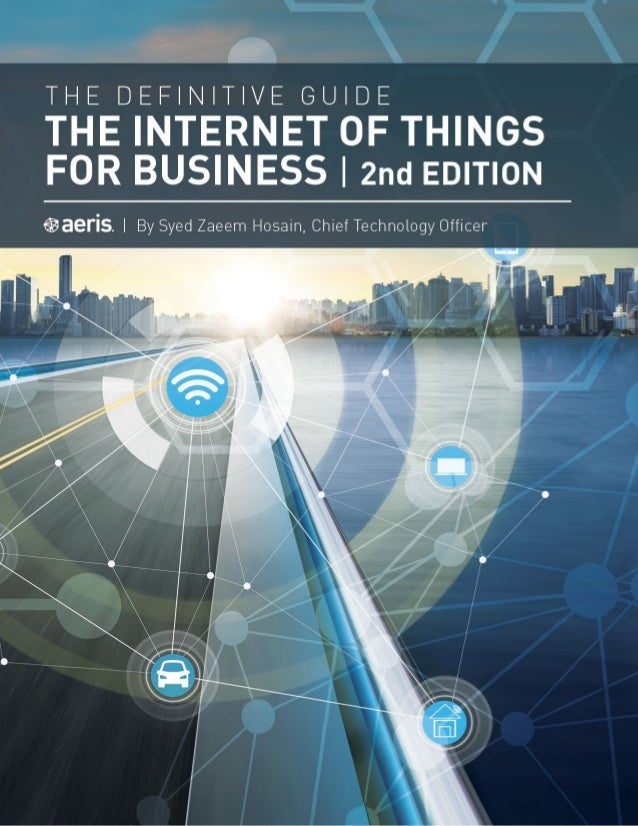 The Internet of Things will change the world. Or, more accurately, a complex and interlinked set of evolving and increasin...