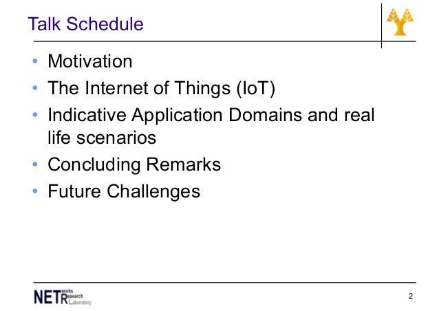Internet of things and nanothings workshop may 2014 Slide 2