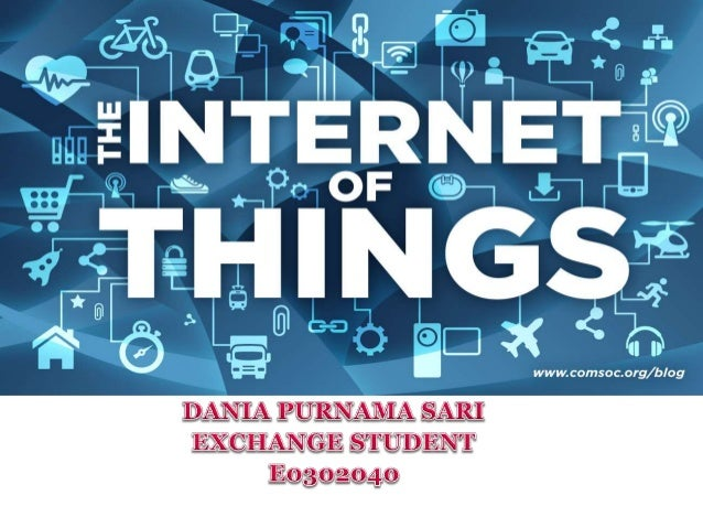 What is Internet of Things? Internet of Things (IoT) is a concept and a paradigm that considers pervasive presence in the ...