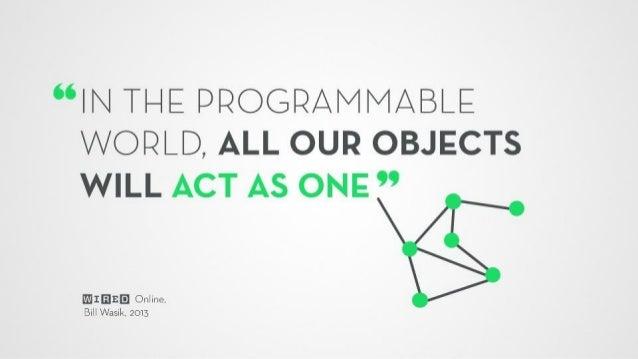 [IoT] Internet das Coisas - O despertar dos objetos Slide 2