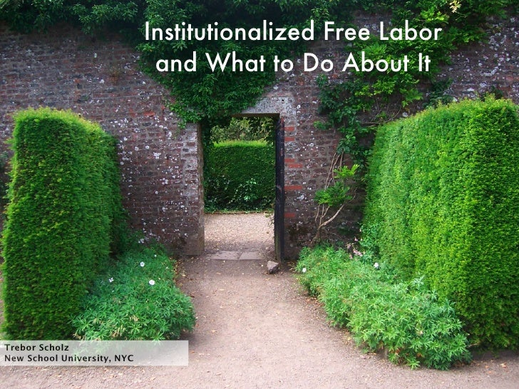 http://twurl.nl/hbllui   The Expropriation of Digital Labor and What to Do About It                                       ...